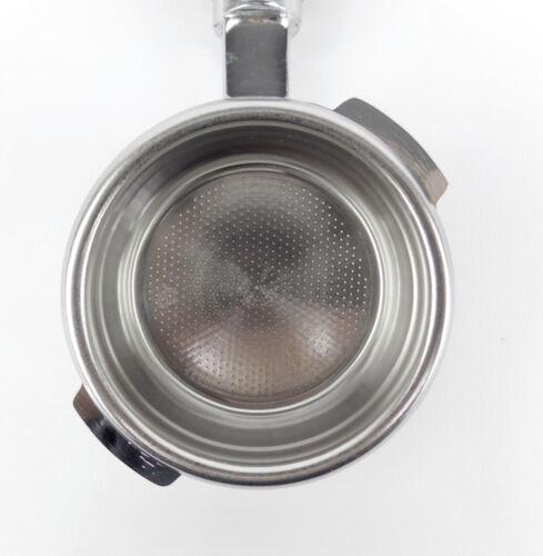 GAGGIA 58 mm sans fond Naked portafilter Café Expresso Poignée 21 g panier