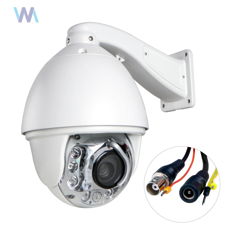 1x D5S9VB CCTV 4-9mm Varifocal Lens Surveillance Security Color Dome Camera