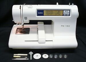 pe 150 embroidery machine price