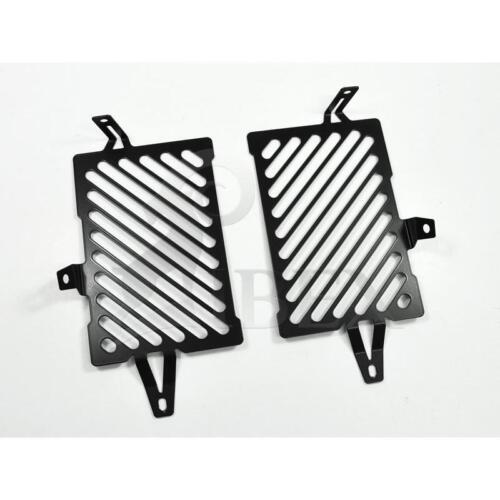 Kühlerabdeckung Wasserkühler Black Clean BMW R 1200 GS R1200 R1200GS BJ 13