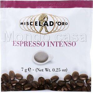 150-Gofres-Filtro-de-papel-44MM-Cafe-Miscela-D-039-Oro-Espresso-Intenso-Messina