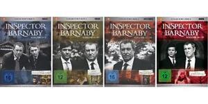 82-DVDs-Inspector-Barnaby-Collector-s-Box-1-4-Im-Set-NEU-OVP-amp