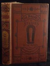 Lynde Palmer Magnet Stories Archie's Shadow 1873 Illus. Scarce Children
