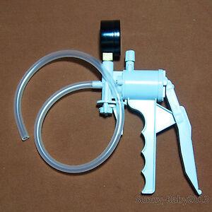 Image Is Loading Lab Hand Held Vacuum Pump Plastic Handle