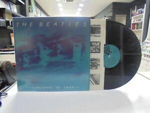 The Beatles 2LP Spanisch Canciones De Amor 1982 Klappcover