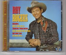 (HG542) Roy Rogers, Famous Country Music Makers - 24 tracks - 1999 CD