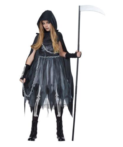 00535 S-XL California Costumes Child Reaper Girl