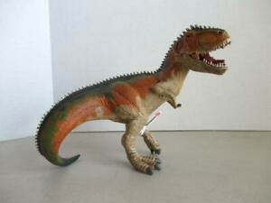 Schleich-Giganotosaurus-charniere-Machoire-orange-11-034-New-with-Tag-D-73508