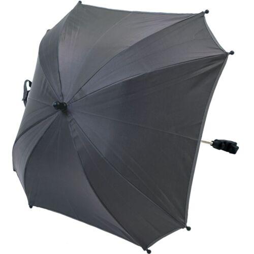 Sonnenschutz XL SONNENSCHIRM SCHIRM Ø 80cm für Kinderwagen Buggy UV-SCHUTZ 50+
