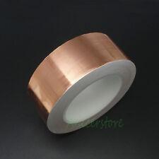 40mm X 33m 108 Feet Emi Shielding Single Conductive Adhesive Copper Foil Tape