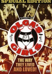 Olga-039-s-Girls-Special-Edition-DVD-New
