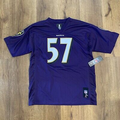 Baltimore Ravens Youth CJ Mosley Jersey size XLarge (18/20) $55 | eBay
