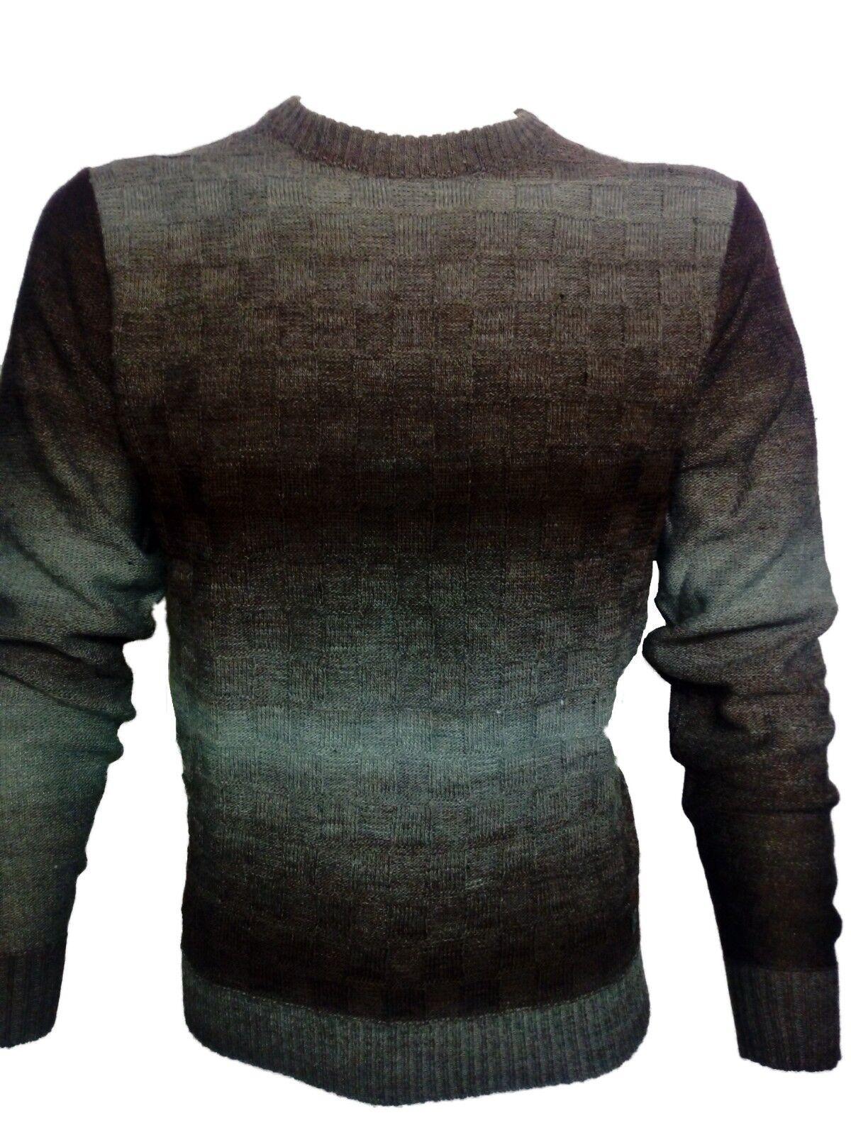 amp; L Abbracci Girocollo Uomo Invernale Maglione Tg Baci Ab2030 Prugna Maglia 6ztPwxqq