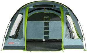 Coleman tent Meadowood Air, tent persons, large family tent with extra large dar
