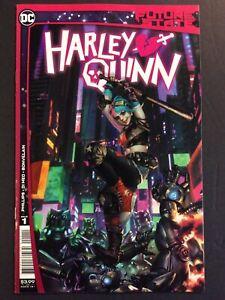 Future State Harley Quinn #1 & #2 DC Comics 2021 First Print E1
