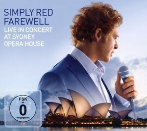 Simply-Red-034-Farewell-Live-at-Sydney-Opera-034-CD-DVD-NUOVO