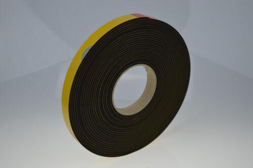 2B Moll,10m 2mm dick Zellkautschuk EPDM Moosgummi 3,80€//m 250mm breit