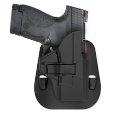 Paddle Holster Fits S&W M&P Shield 9mm/ .40 Smith and Wesson MP 3.1