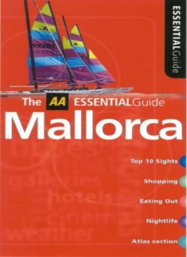 Essential Mallorca By Tony Kelly 9780749539573 AA Essential