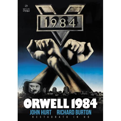 Orwell 1984 (Restaurato In Hd)  [Dvd Nuovo]