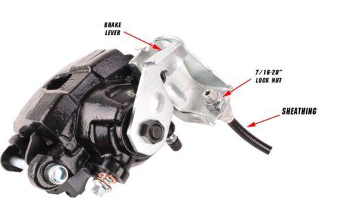 Universal Emergency Parking Brake Cable Kit