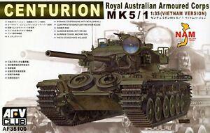 AFV-Club-1-35th-Centurion-MK5-1-Vietnam-Version-Aust-Insignia-039-s-AF35100