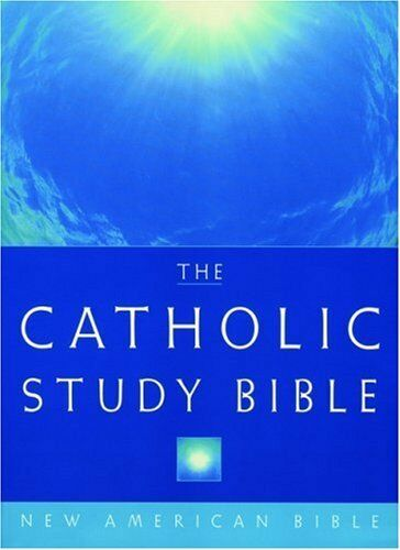 The Catholic Study Bible New American Bible 1990 Paperback