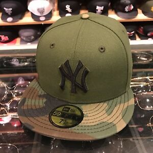 28c1fe357bab6 New Era New York Yankees 2017 Memorial Day Fitted Hat GREEN ...