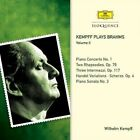 Kempff Plays Brahms Volume 1 2014 Wilhelm Kempff CD