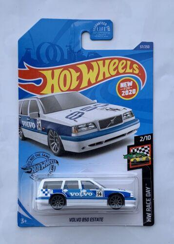 Hot Wheels Volvo 850 Estate Turbo T-5R R AWD Euro TWR BTCC Sport Wagon Oem