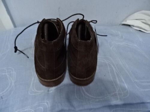 Eu marrone 79 Bootlike macchia 5 di Luxury 40 Uk s M scarpe Uomo difesa camoscio con 6 pwta6Hq1nx
