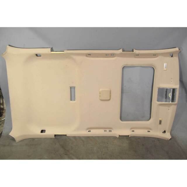 Bmw E46 3 Series Touring Wagon Interior Headliner Lining Beige W Sunroof Oe