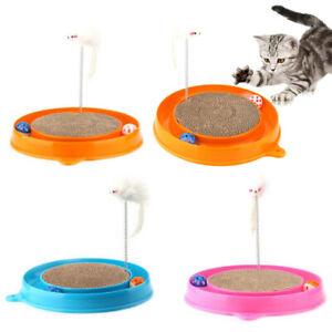 LD-EG-Pet-Cat-Kitten-Scratching-Board-Elastic-Spring-Mouse-Rolling-Ball-Toys