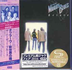 MOODY-BLUES-OCTAVE-JAPAN-MINI-LP-SHM-CD-Ltd-Ed-G00