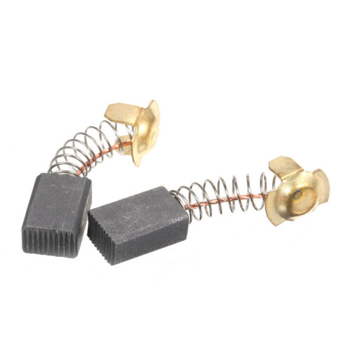10 PCS Mini Black Carbon Motor Brushes Replacement Spare Parts with 25mm Y0K4