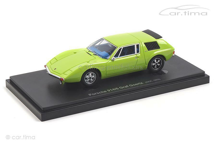 Porsche 914 6 Comte Görtz-Avenue 43 1 43 - 60023