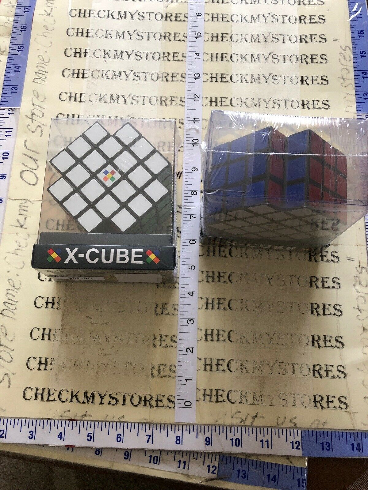 2X nuovo X-Cube - by Moving Parts