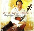 Yo-Yo Ma & Friends: Songs of Joy & Peace (CD, 2008, Sony Music Distribution (USA))