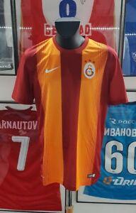 Maillot jersey maglia camiseta trikot galatasaray shirt 2014/2015  home L new
