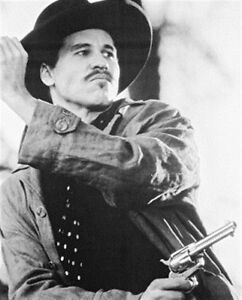 Val Kilmer As Doc Holliday From Tombstone 8x10 Photo Nice Image