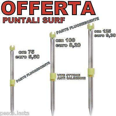 porta canne canna da pesca surf casting kit puntale surfcasting per canna lancio