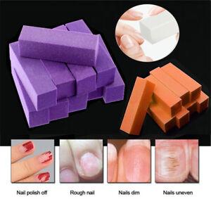 10Pcs-Buffing-Buffer-Block-Files-Acrylic-Pedicure-Sanding-Manicure-Nail-Art