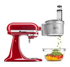 KitchenAid 5ksm2fpa Food Processor-Dolo con Accessori per Robot da Cucina Nuovo