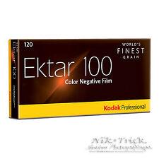 Kodak Ektar 100 120 medio formato ~ vendido por el rodillo.. más frescos Reino Unido Stock