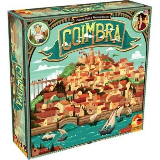 MW  COIMBRA BOARD GAME (2018) -ENGLISH-   PLAN B GAMES