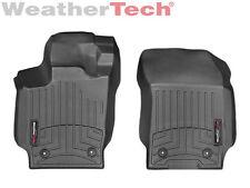 WeatherTech Floor Mats FloorLiner - Audi A1 - 2011-2014 - 1st Row - Black