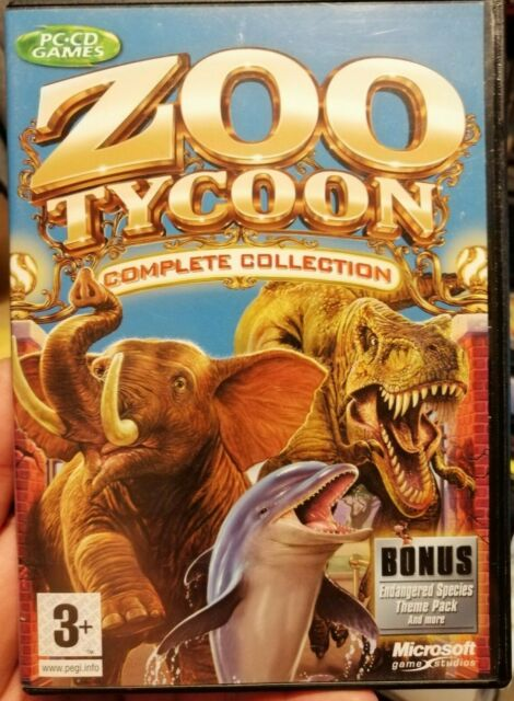Zoo Tycoon - Complete Collection for Windows (2003)