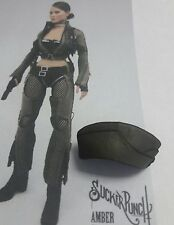 1/6 Hot Toys Sucker Punch Amber MMS158  Mini Military Green Hat US Seller
