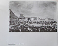 Franz Stöber BEETHOVENS LEICHENZUG Reproduktion Kunstdruck art print