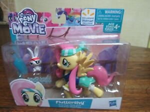 Pirate Fluttershy My Little Pony: The Movie Egmont Figure New